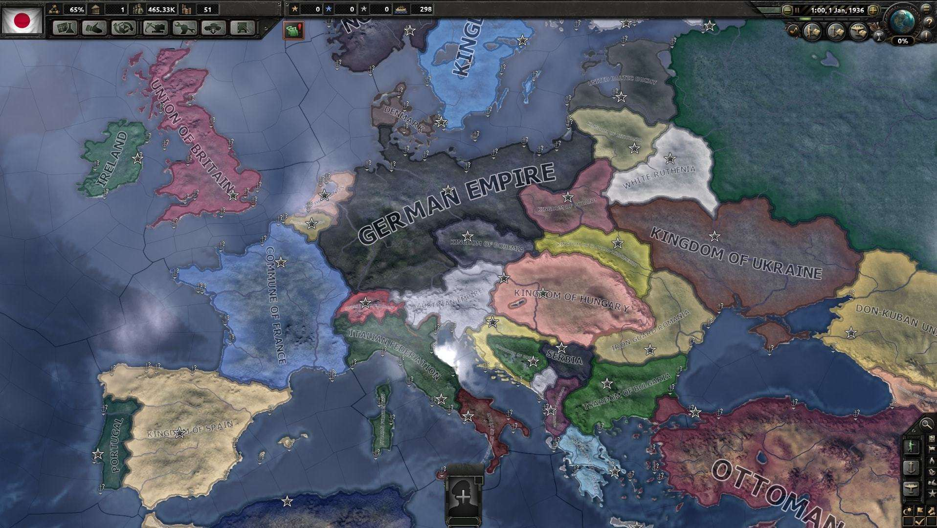 Best Hearts of Iron IV Conversion Mods - Q1 2017 - Start 2